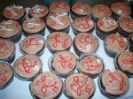 Logan's school cupcakes!
