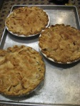 Triple Apple Pie!