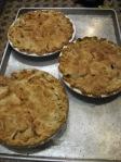 Triple Apple Pie!